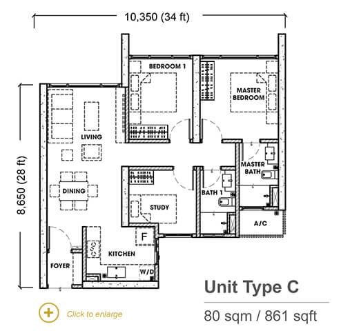 Unit Type C