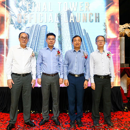 Tower C Launch Event